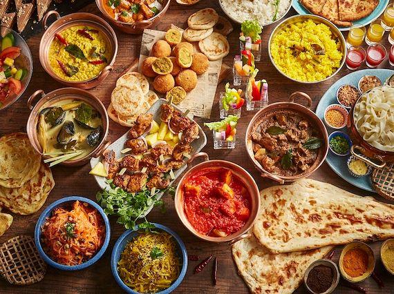 World Curry Buffet 202105